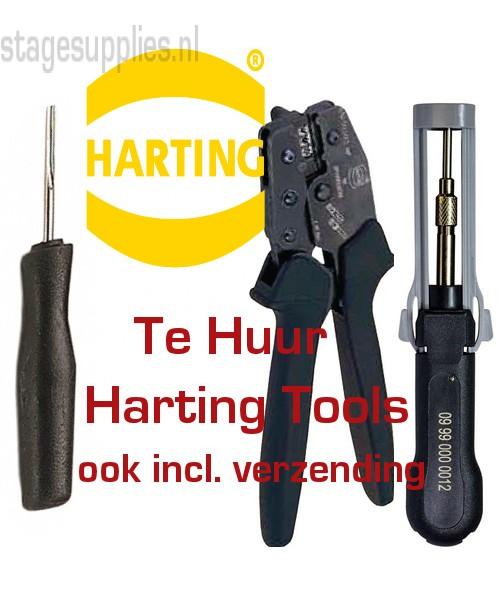 HUUR: Harting Tool set 108 DD