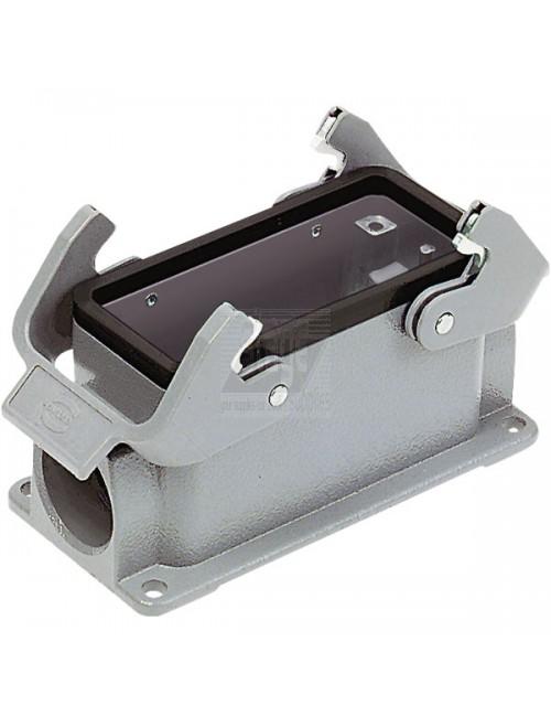 Harting chassisdeel opb. 2xPG21
