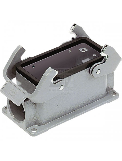 Harting chassisdeel opb. 2xPG29