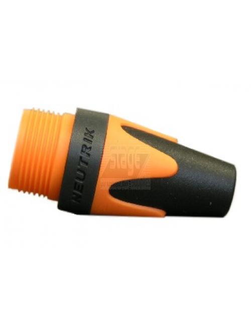 XLR kleurtule, oranje