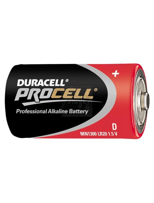 Procell D, 10 stuks