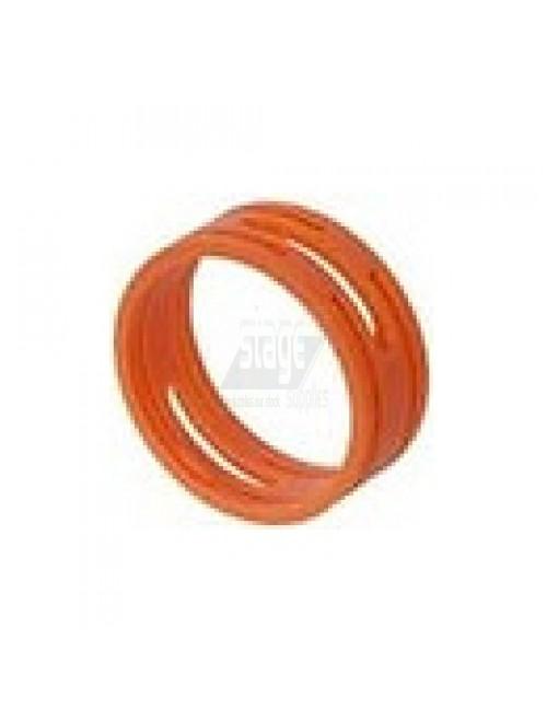 XLR kleurring, oranje